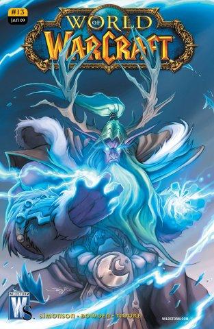 World of Warcraft 13 (variant) (January 2009)