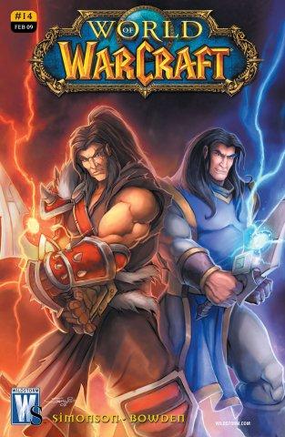 World of Warcraft 14 (variant) (February 2009)