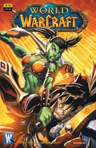 World of Warcraft 18 (June 2009)