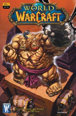 World of Warcraft 21 (September 2009)