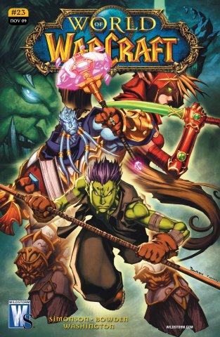 World of Warcraft 23 (November 2009)