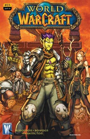 World of Warcraft 25 (January 2010)
