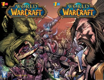 World of Warcraft Special 01 (cover join) (February 2010)