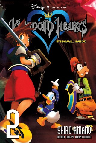 Kingdom Hearts Final Mix vol.2