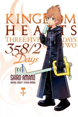 Kingdom Hearts 358/2Days Vol.1 (English)