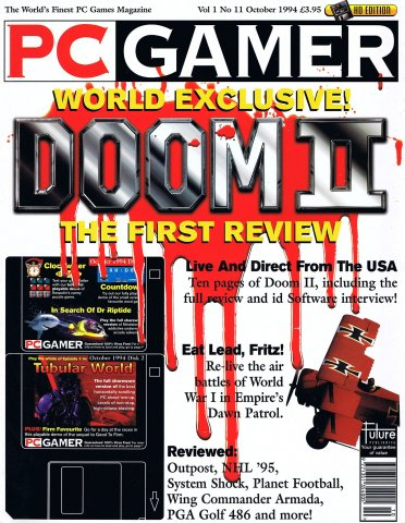 PC Gamer UK 011 October 1994