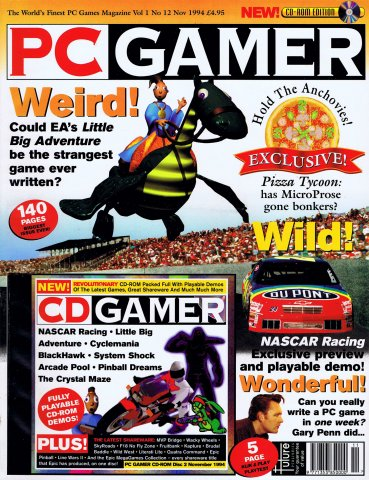 PC Gamer UK 012 November 1994