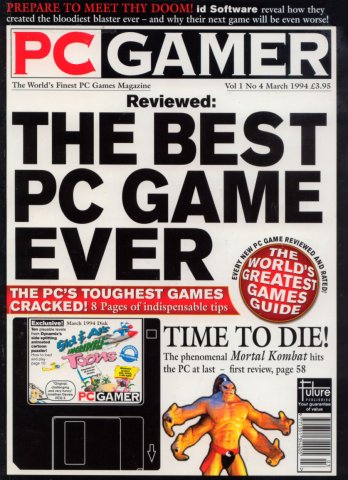 PC Gamer UK 004 March 1994