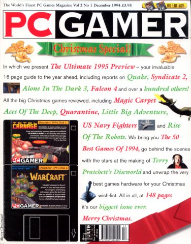 PC Gamer UK 013 December 1994