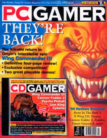 PC Gamer UK 015 February 1995