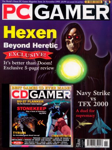 PC Gamer UK 024 November 1995