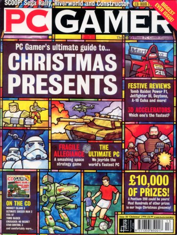 PC Gamer UK 038 Christmas 1996
