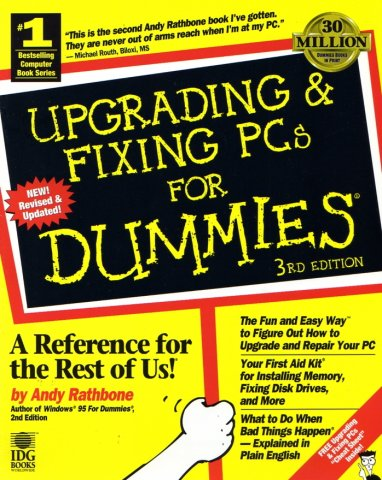 Upgrading & Fixing PCs For Dummies (3rd Edition)