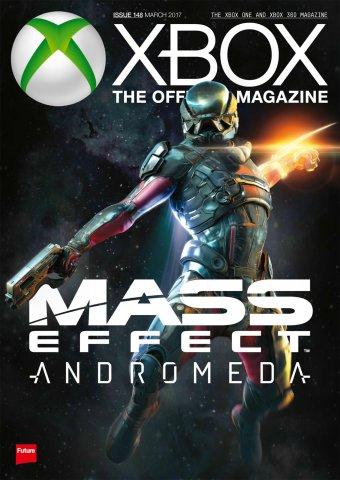 XBOX The Official Magazine Issue 148 March 2017