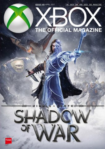 XBOX The Official Magazine Issue 149 April 2017