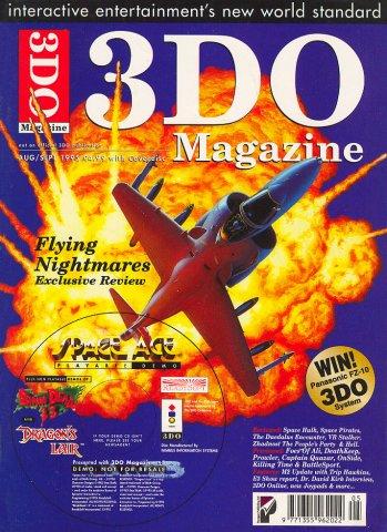 3DO Magazine UK Issue 05 August/September 1995