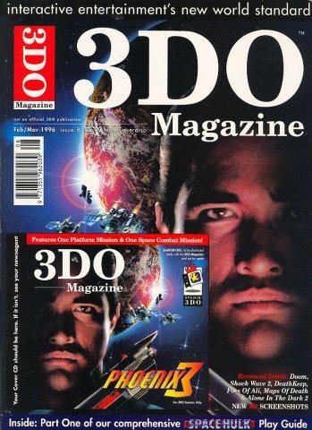 3DO Magazine UK Issue 08 February/March 1996
