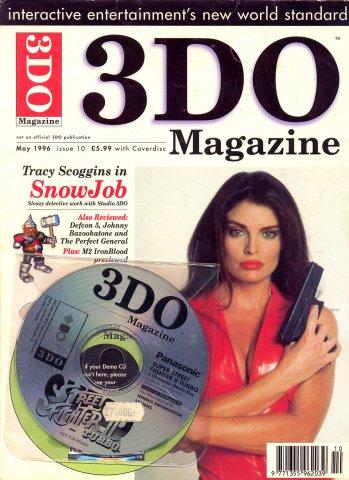 3DO Magazine UK Issue 10 May 1996