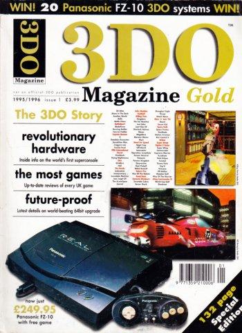 3DO Magazine Gold 1995/1996