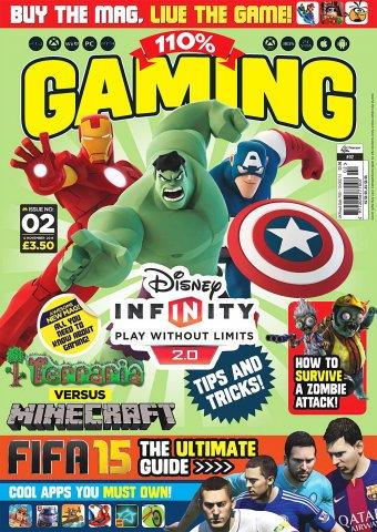 110% Gaming Issue 002 (November 12, 2014)