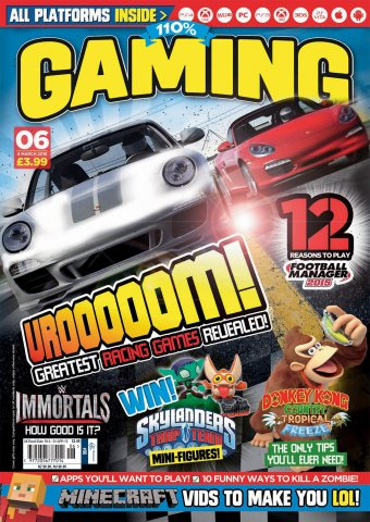 110% Gaming Issue 006 (March 4, 2015)