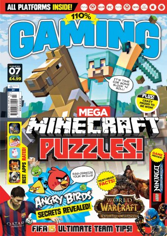 110% Gaming Issue 007 (April 1, 2015)