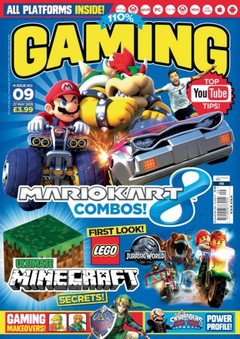 110% Gaming Issue 009 (May 27, 2015)