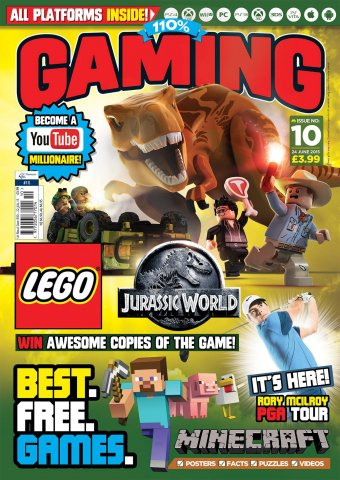 110% Gaming Issue 010 (June 24, 2015)