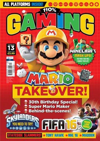 110% Gaming Issue 013 (September 16, 2015)