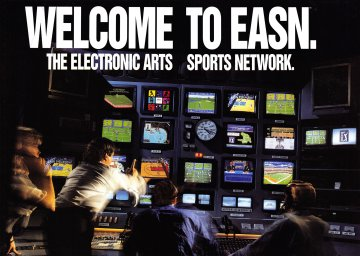 Electronic Arts Sports Network pg.2-3