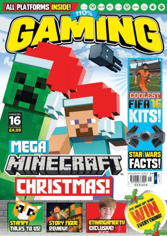 110% Gaming Issue 016 (December 9, 2015)
