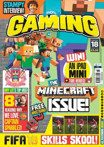 110% Gaming Issue 018 (February 3, 2016)