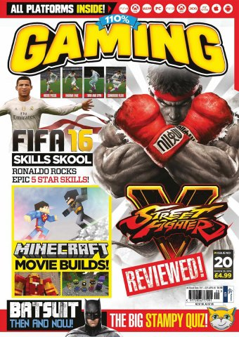110% Gaming Issue 020 (March 23, 2016)
