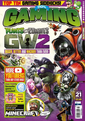 110% Gaming Issue 021 (April 27, 2016)
