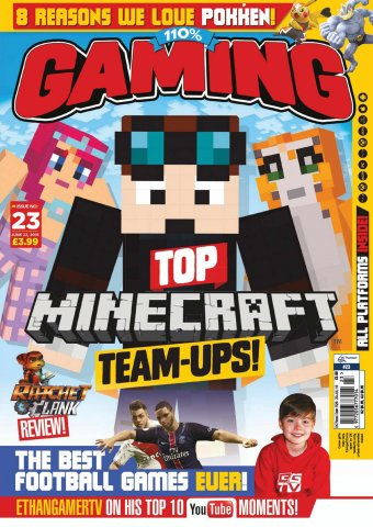 110% Gaming Issue 023 (June 22, 2016)