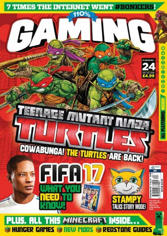 110% Gaming Issue 024 (July 20, 2016)