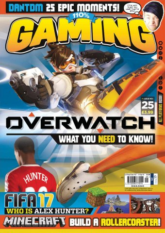 110% Gaming Issue 025 (August 2016)