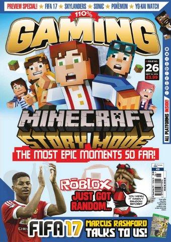 110% Gaming Issue 026 (September 14, 2016)