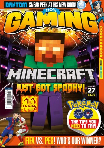 110% Gaming Issue 027 (October 2016)