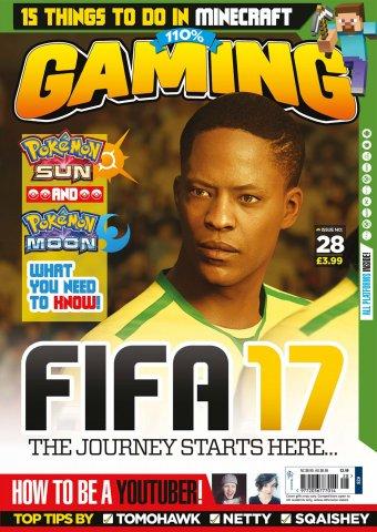 110% Gaming Issue 028 (November 2016)