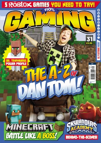 110% Gaming Issue 031 (February 2017)