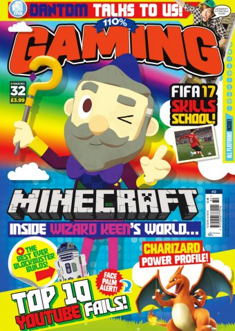 110% Gaming Issue 032 (March 2017)