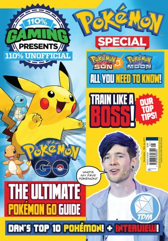 110% Gaming - Pokemon Special (November 2016)