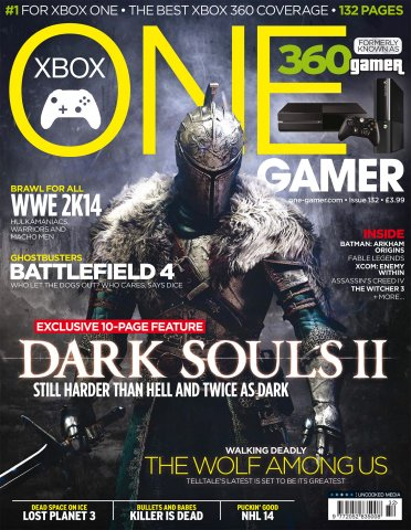 ONE Gamer Issue 132 September 2013