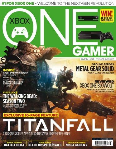 ONE Gamer Issue 135 December 2013