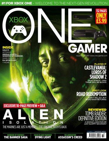 ONE Gamer Issue 137 February 2014