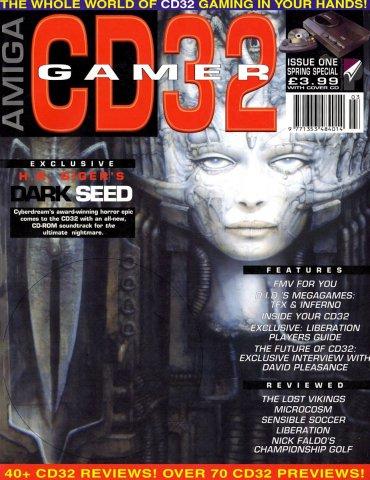 Amiga CD32 Gamer Issue 01 April/May 1994