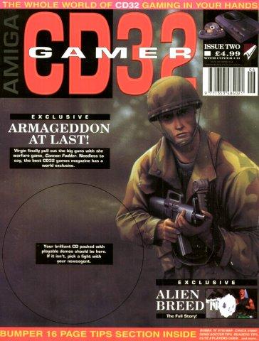 Amiga CD32 Gamer Issue 02 June/July 1994