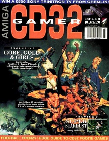 Amiga CD32 Gamer Issue 03 August 1994