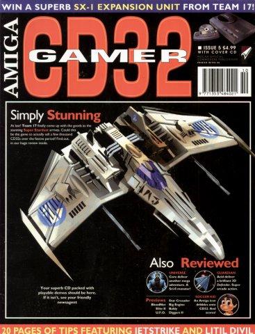 Amiga CD32 Gamer Issue 05 October 1994